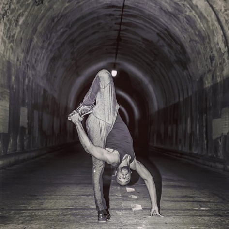 •Earth 2014 A•D• Photo courtesy of @briancrawfordphotography Check out my new YouTube video CYBERYOGA 1•0 GENESIS