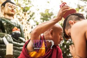 Jade Buddha Blessing