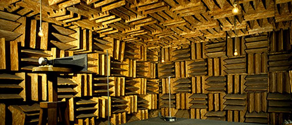 The World\'s Quietest Room   INFOCUS247