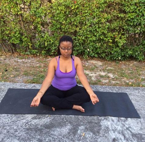 Sometimes you just have to sit still, and meditate. Listen to your inner being #nukAset #NukMaat NukNebedjer #OmAmunRaPtah #innerpeace #nefertem #timetomeditateandmanifest #pillar2pillar #Triplegoddess #kemeticyoga #posturesoftheGodsandGoddesses #IamGoddessNet #ShemsNet